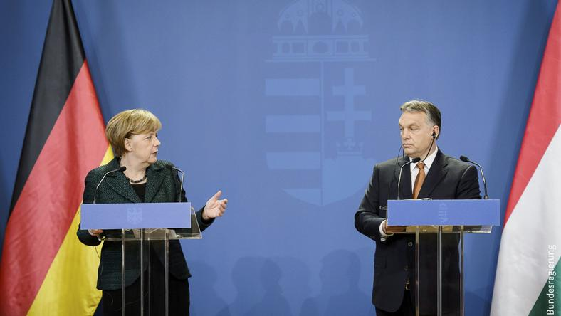 To Angela Merkel jest najważniejszym partnerem Viktora Orbána, fot. flickr/Bundesregierung