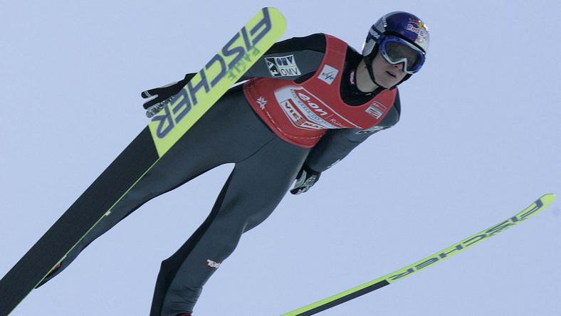 Thomas Morgenstern wygrał po raz trzeci