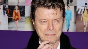 David Bowie na razie nie będzie koncertował