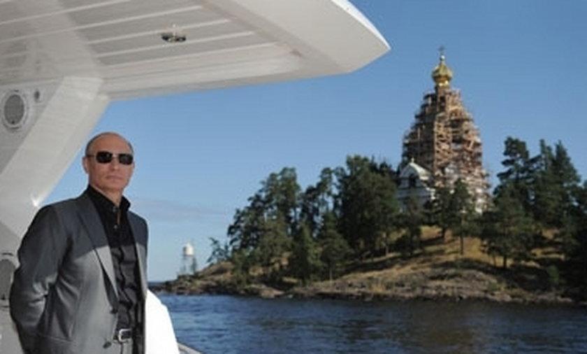 Majątek Putina