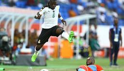 Afriyie Acquah: Ghana midfielder seals move to Saudi Arabian side Al-Batin FC