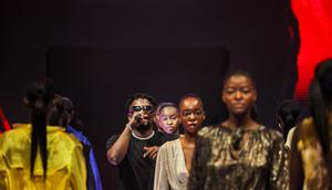 Design Fashion Africa was a time for music and fashion