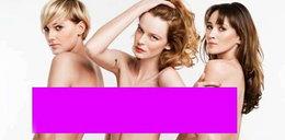 Polskie celebrytki topless. Dla...