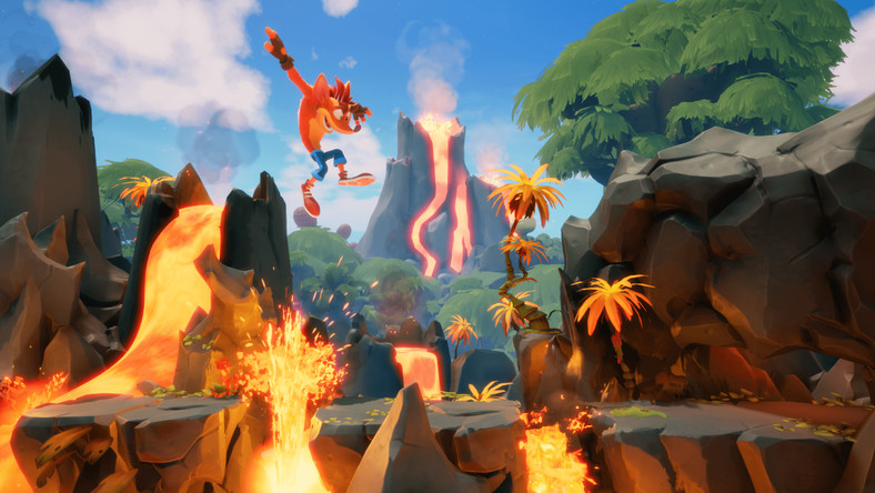 <p>Crash Bandicoot 4</p>