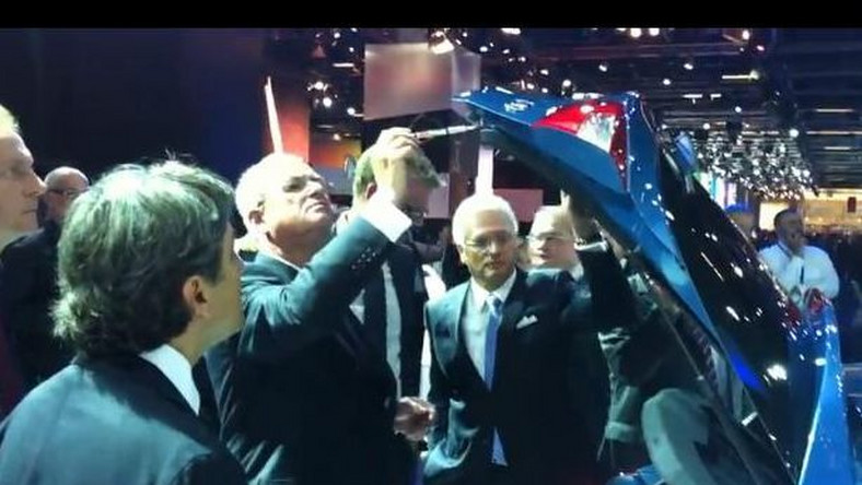 Szefa Volkswagena pod wrażeniem nowości Hyundaia