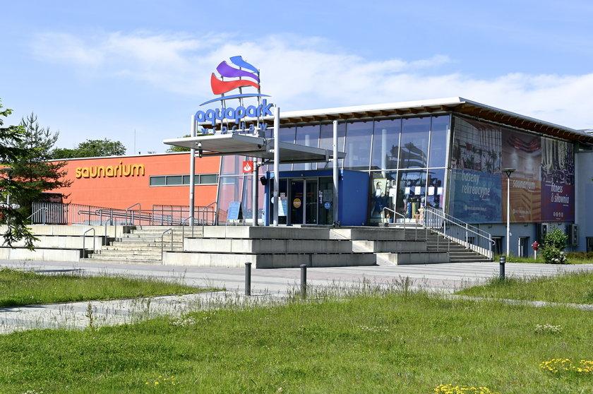 Aquapark po remoncie