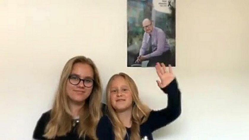 Córki Pawła Adamowicza