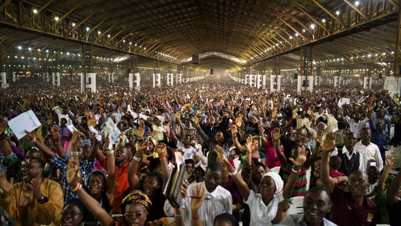 Image result for redeemed christian church of god nigeria