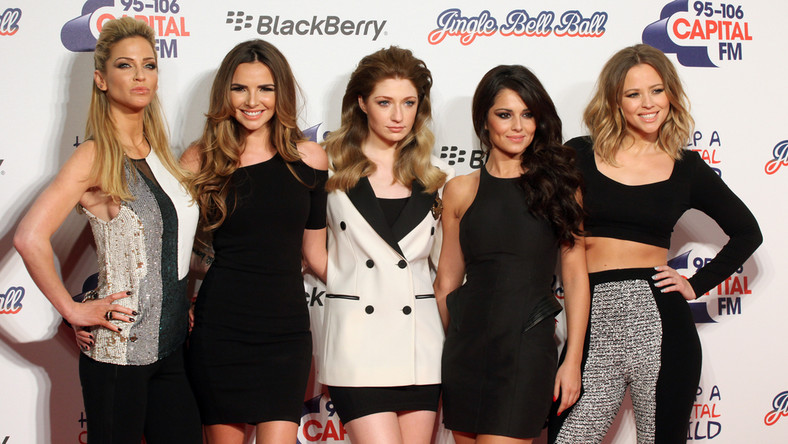 Koncertowe hity Girls Aloud na DVD