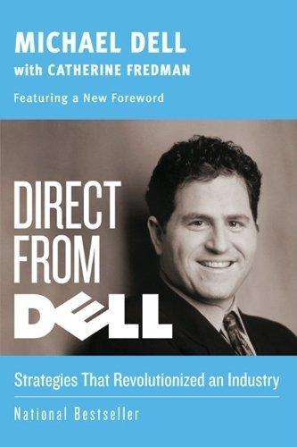 "Michael Dell ""Direct from Dell"""