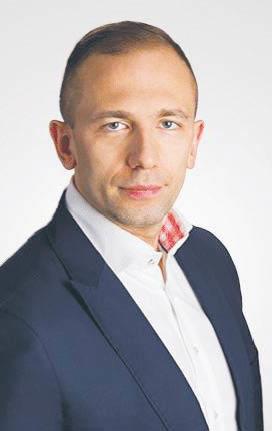 Mateusz Romowicz, radca prawny w Kancelarii Legal Marine  fot. Materiały prasowe