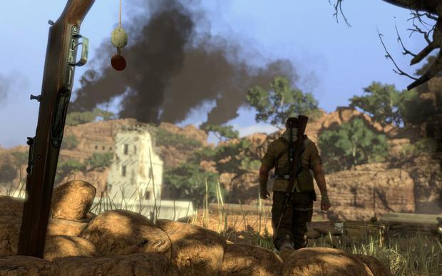 Sniper Elite 3: Afrika