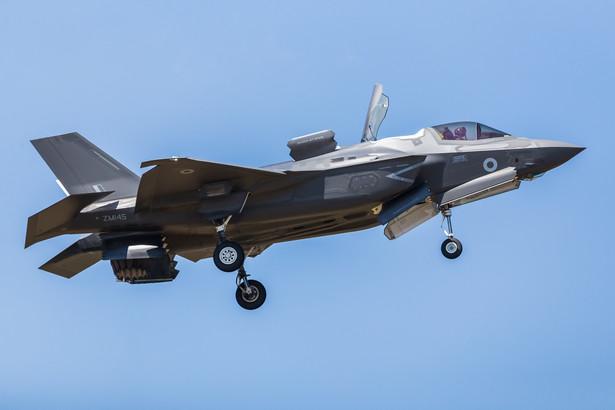Brytyjski F-35