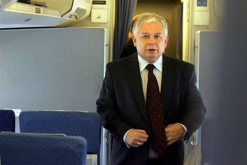Polscy śledczy pytają USA co mówił prezydent?