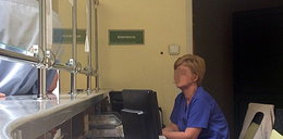 Chorego na ebolę odesłali do poczekalni!