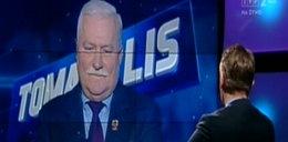 Wałęsa u Lisa: Geje nie są patriotami
