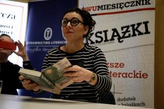 Olga Tokarczuk: Jestem zmuszona odmówić przyjęcia tytułu Honorowego Obywatela Dolnego Śląska