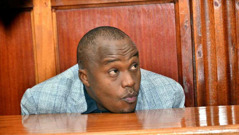 Starehe MP Charles Njagua alias Jaguar