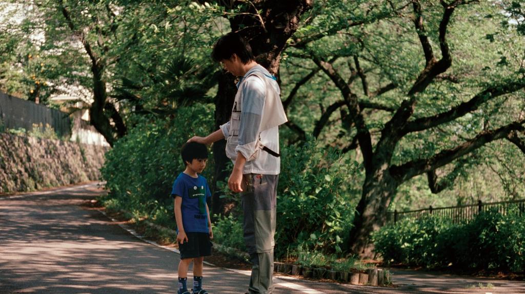 Jak ojciec i syn