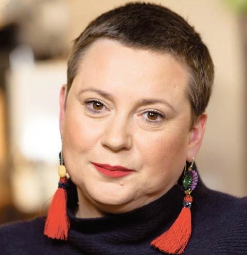 Joanna Warecha działaczka społeczna i dziennikarka