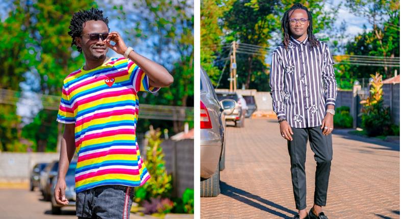 Bahati debuts new look (Courtesy)