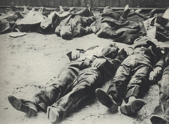 Vola masakr