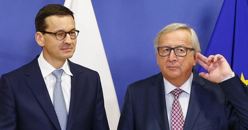 Mateusz Morawiecki chce pojednania z KE