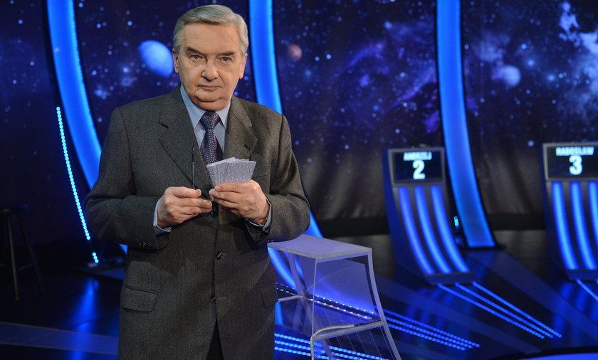 """""""Jeden z dziesięciu"""". Tadeusz Sznuk o prezentach dla uczestników"""