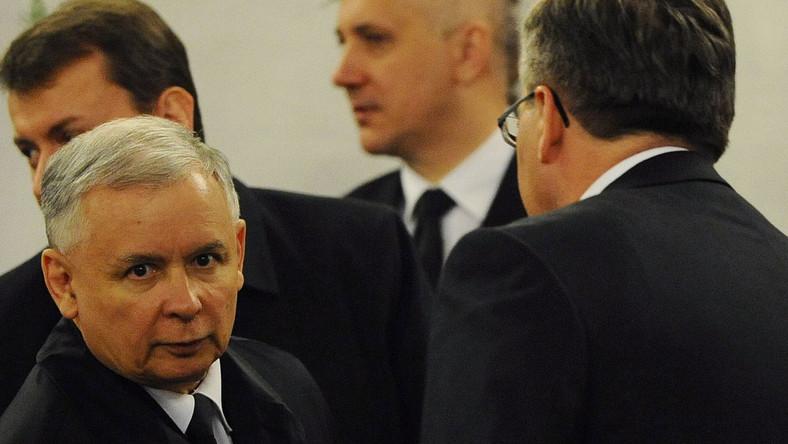 Odpowiedź Kaczyńskiego. Teraz on pozywa