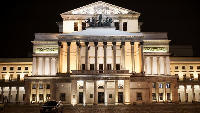 Opera Narodowa w Warszawie