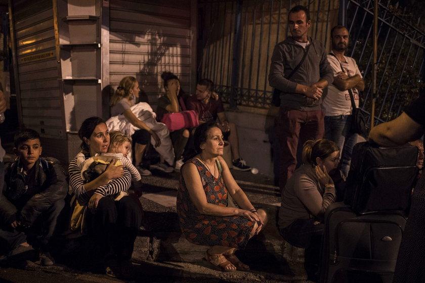 Grecja. Pożar na promie z ponad tysiącem osób