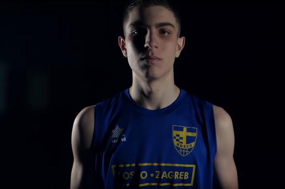 HRVATSKI LUKA DONČIĆ - ŽELJA PARTIZANA! Obradović u svom timu želi supertalentovanog 17-godišnjaka!