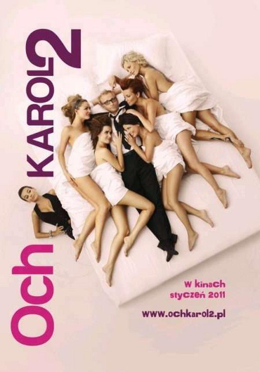 Polskie aktorki nago na plakacie. Mniam!