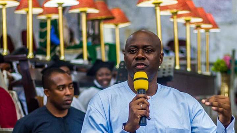 Governor Seyi Makinde (Daily trust)