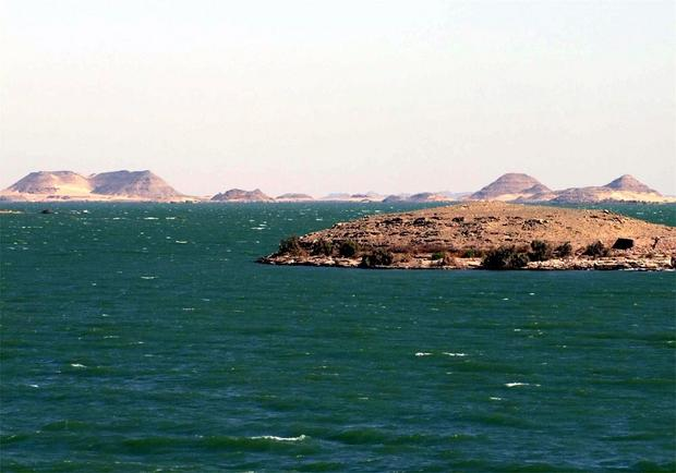 Jezioro Nassera