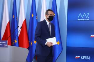 Morawiecki: W magazynach jest jeszcze ponad 2 tys. respiratorów. Z chłodni wyjechał lek remdesivir