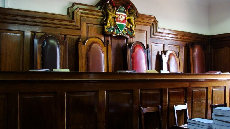 File image of the Kenyan Court of Appeal. No more surprise raids by EACC - Court of Appeal judges Roselyn Nambuye, Sankale Kantai rule