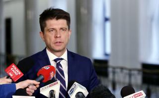 Petru: Nie będziemy okupować mównicy sejmowej. Przechodzimy do innej formy protestu