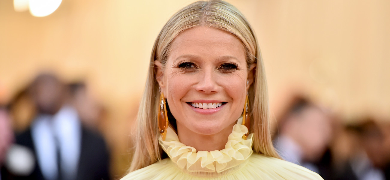Gwyneth Paltrow na Met Gala / Foto Theo Wargo / GettyImages