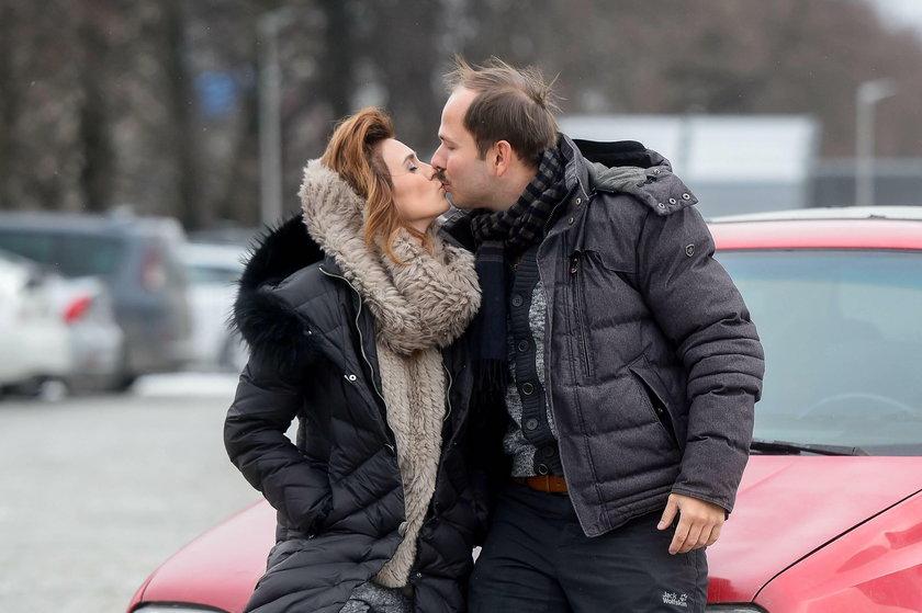 Sławomir Zapała i Magdalena Kajrowicz