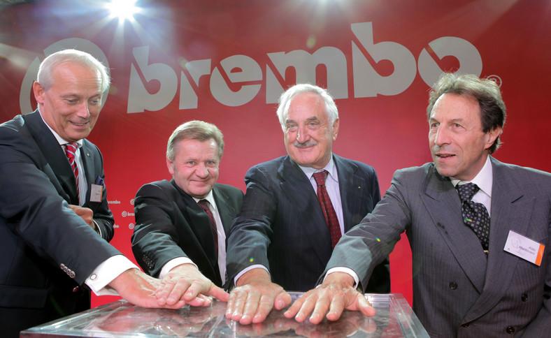 Brembo otworzyło rozbudowaną fabrykę w Dąbrowie Górniczej
