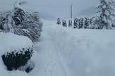 krupa na uni sneg