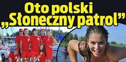 """Oto polski """"Słoneczny patrol"""""""