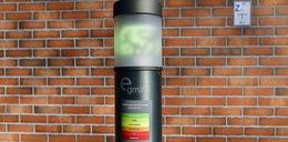 Ekosłupki przy Politechnice Krakowskiej: Badają jakość powietrza!