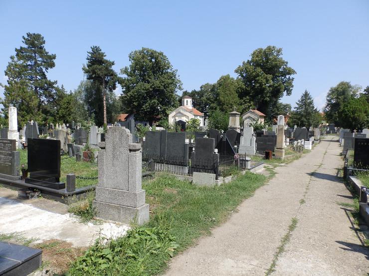 kruševac staro groblje