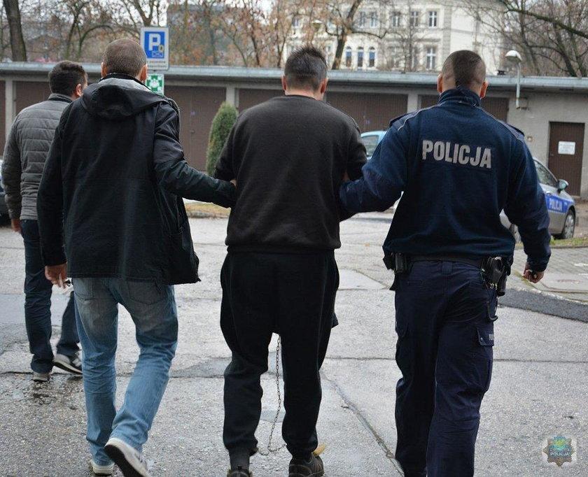 Zatrzymanie mężczyzny do sprawy zaginięcia w Opolu