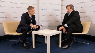 Brunon Bartkiewicz: Utrzymywanie się firm na węglu termalnym jest niebezpieczne [WIDEO]