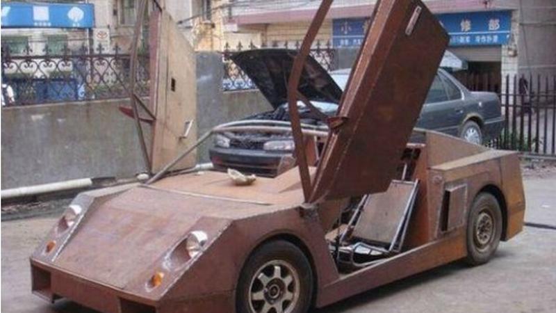 Najgorsze repliki samochodów