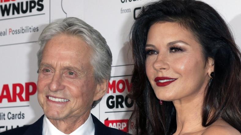 Małżonkowie pojawili się ostatnio na gali wręczenia nagród Movies For Grownups w Beverly Hills i...