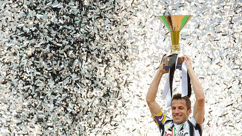 Juventus wygrał Serie A